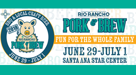 15th Annual Pork & Brew at Santa Ana Star Center