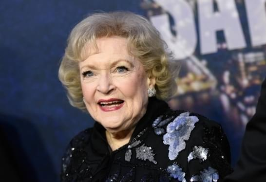 Betty White Makes 97 Look Good | Donna D |