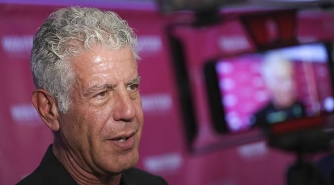 Anthony Bourdain found dead at 61