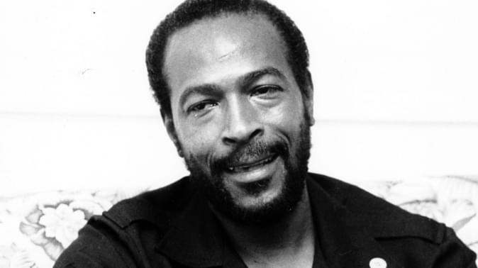 Marvin Gaye Movie in the works
