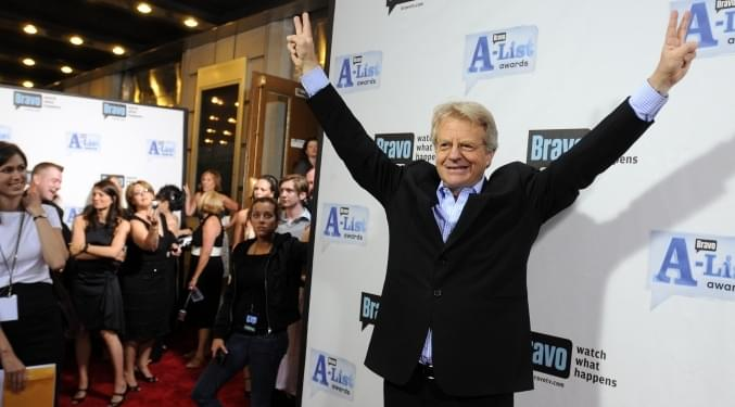 Jerry Springer calling it quits