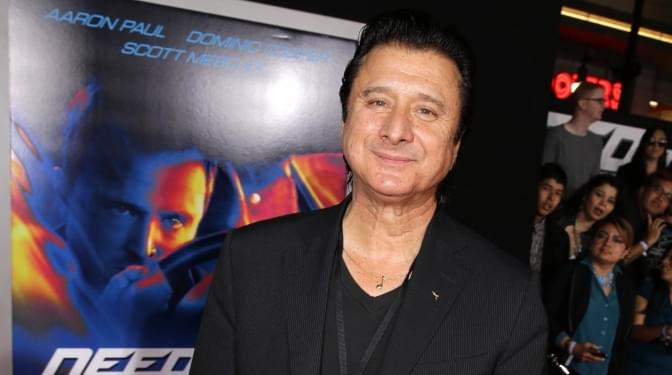 New music from Steve Perry?