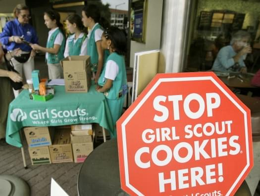 Girl Scouts intro new cookie flavor