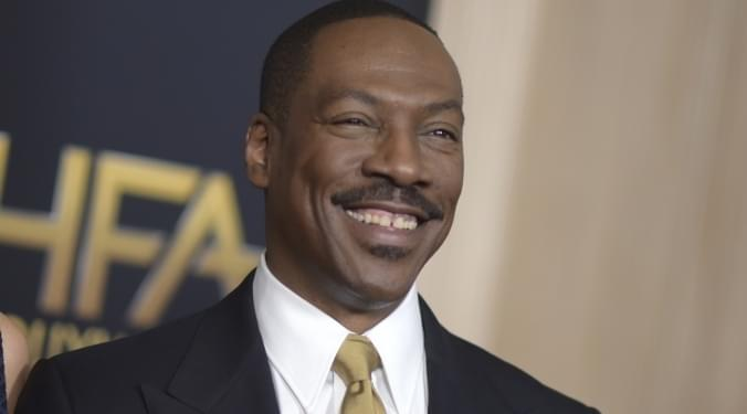Eddie Murphy is remaking a classic movie | Donna D |