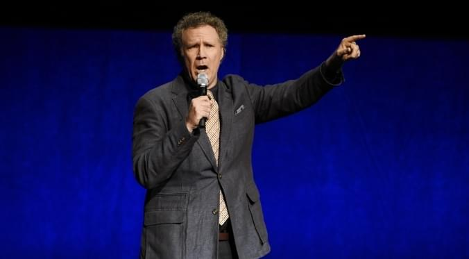 A promise from Will Ferrell  | Donna D |