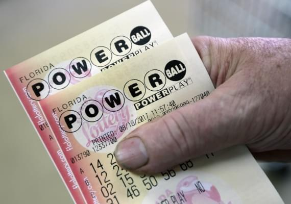 Construction worker did't tell anyone he won $245M Lotto | Vic Slick |