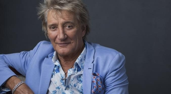 Why is Rod Stewart upset with his son? | Donna D | KOLA 99.9