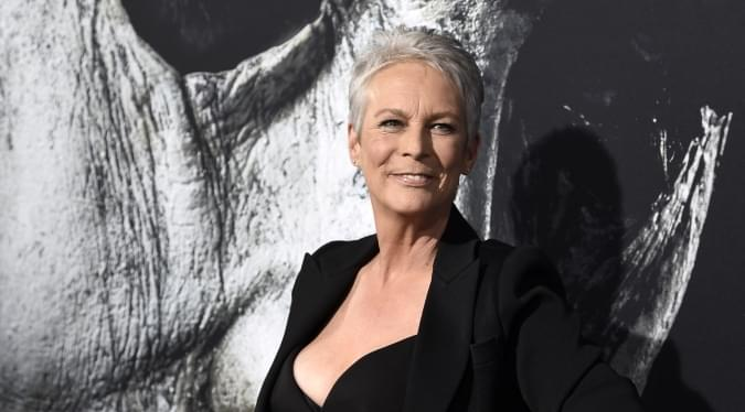 No body double for Jamie Lee Curtis  | Donna D |
