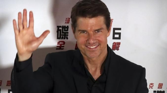 Tom Cruise Dissed? | Donna D |