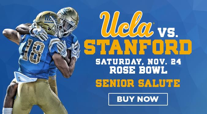 UCLA Bruins vs. Stanford Cardinal