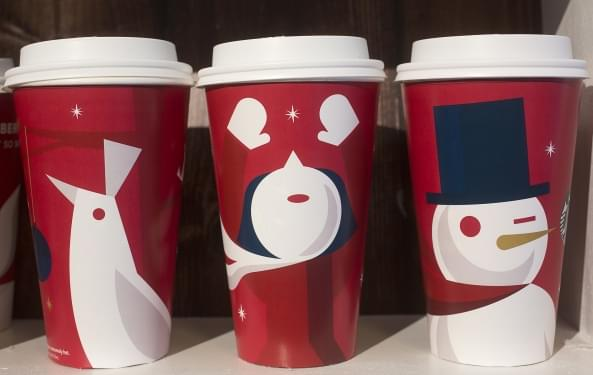 Two big announcements from Starbucks | Vic Slick |