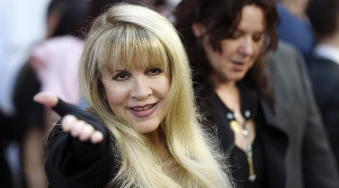 Stevie Nicks is making history   Donna  