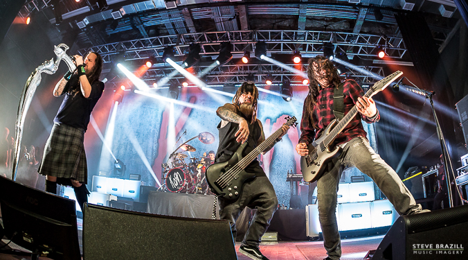 The Photos-Korn at the House of Blues Anaheim