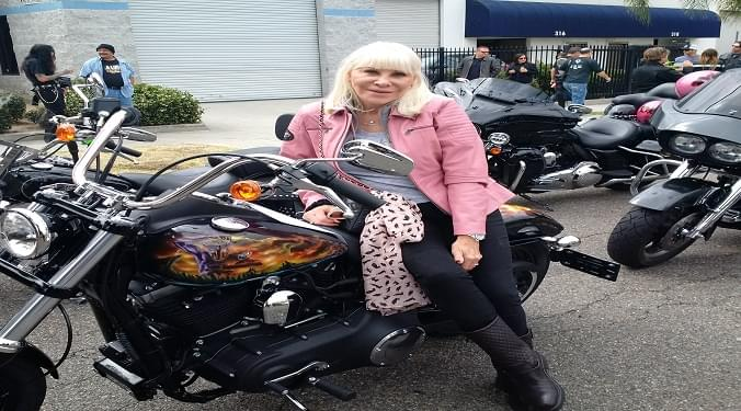 (LISTEN) Wendy Dio talks 4th Annual Ride for Ronnie motorcycle ride & concert w/Mike Z