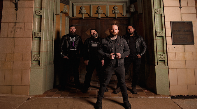(LISTEN) The Agony Scene singer Mike Williams talks to Mike Z-Wired In The Empire