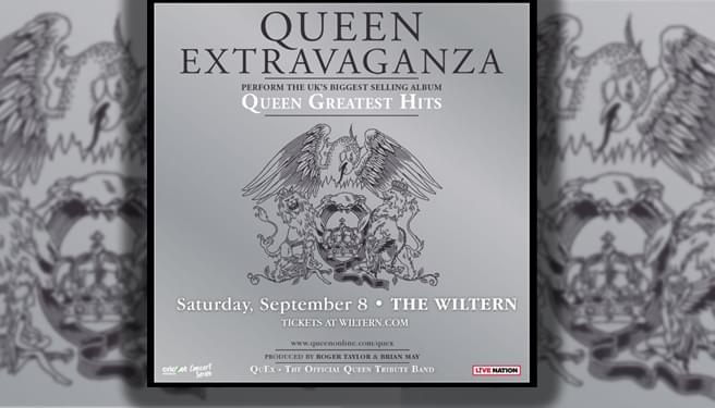 Queen Extravaganza at the Wiltern on September 8th!
