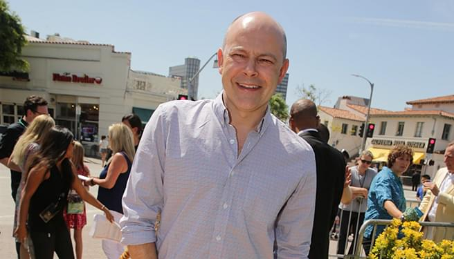 (Listen) Patrick & 4orty talk with Rob Corddry