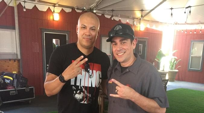 (LISTEN) Doc Coyle of Bad Wolves talks to Mike Z-Wired In The Empire