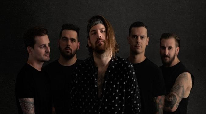 (LISTEN) Beartooth singer Caleb Shomo talks to Mike Z-Wired In The Empire