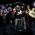 (LISTEN) Metalachi singer Vega De La Rocka talks to Mike Z-Wired In The Empire