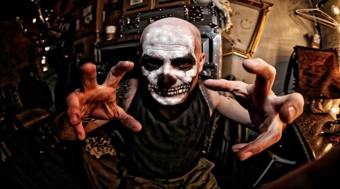 (LISTEN) Former Misfits singer Michale Graves talks to Mike Z-Wired In The Empire