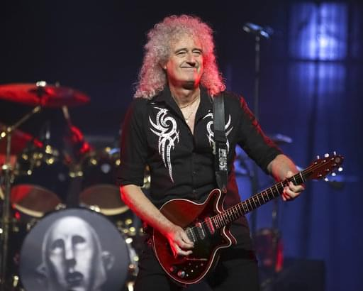 Queen and Adam Lambert team up for 'Rhapsody' Tour