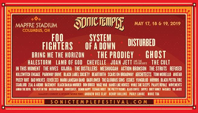 Sonic Temple Art & Music Festival