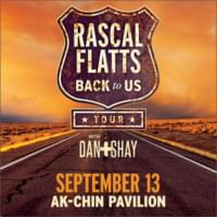 Rascal Flatts – Sep 13th