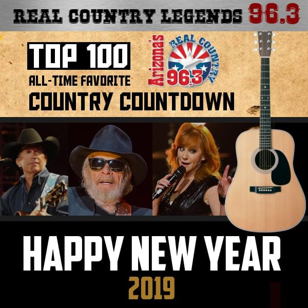 Top 100 All-Time Favorite Country Countdown