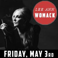 Lee Ann Womack – May 3rd