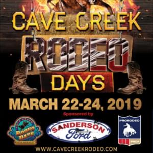 Cave Creek Rodeo Days – Mar 22nd – 24th