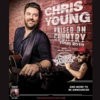 Chris Young & Chris Janson – Aug 16th
