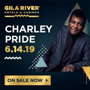 Charley Pride – June 14th