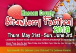 Nassau County Strawberry Festival with our partner ProHealth