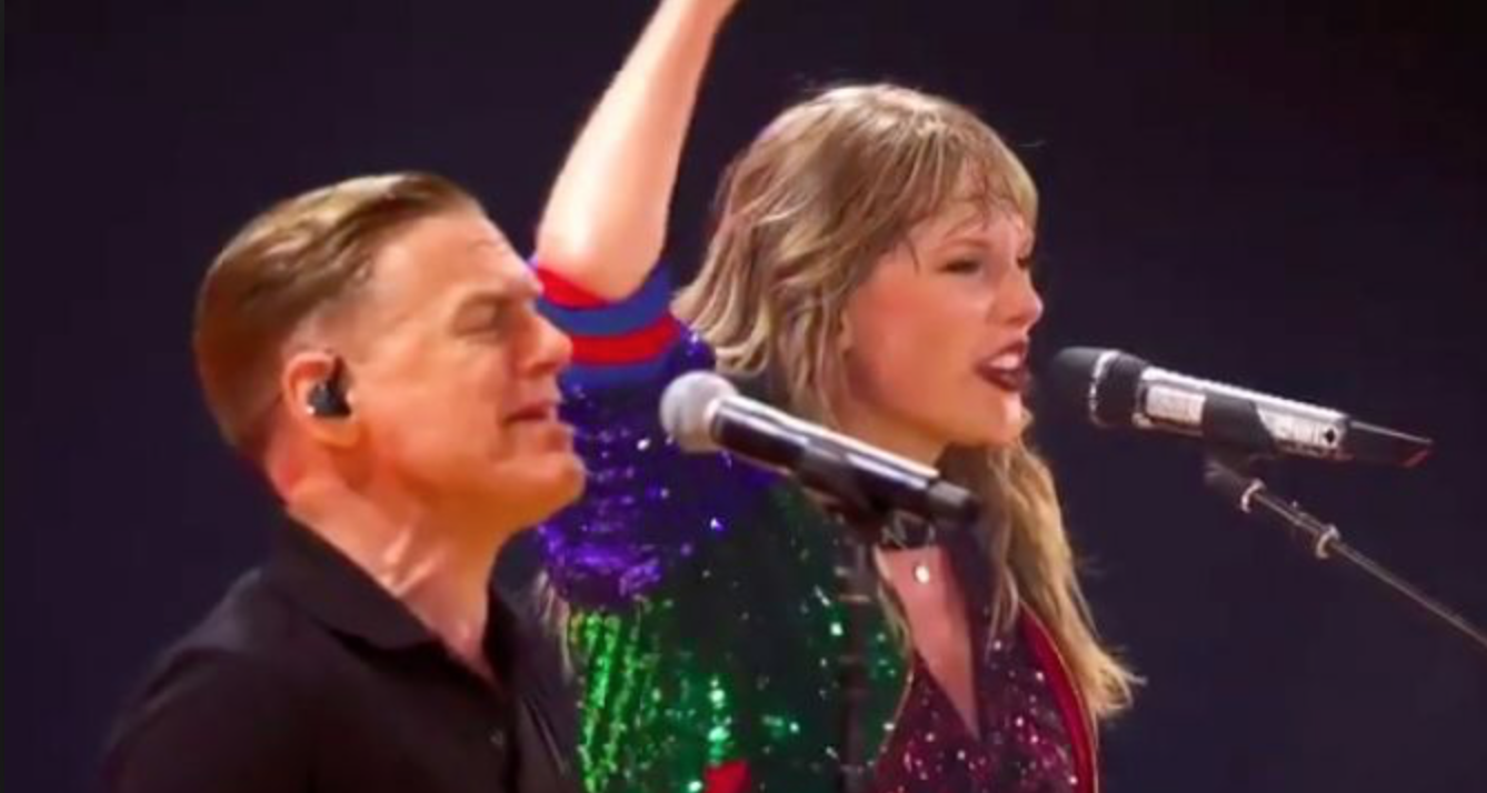 Taylor Swift's Duet with Bryan Adams