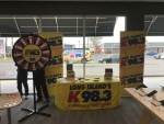 K-98.3 at AT&T in Carle Place