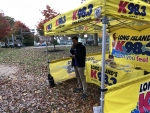 K-98.3 at the Walk of Inclusion
