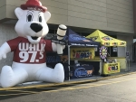 K98.3 & WALK 97.5 at 24 Hour Fitness