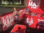 103.1 MAX FM at GSB YMCA Run for Hope