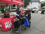 103.1 MAX FM at The Massapequa Street Fair