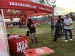 103.1 MAX FM at Long Island Fun Festival