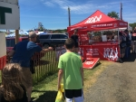 103.1 MAX FM at Strawberry Festival