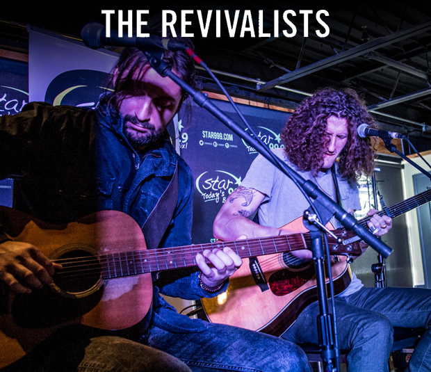 Star 99.9 Michaels Jewelers Acoustic Session: The Revivalists