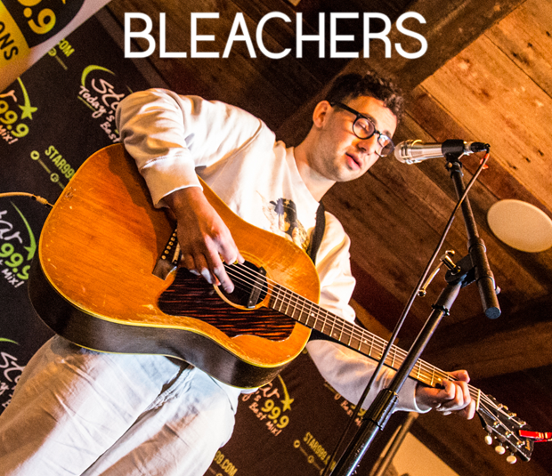 Star 99.9 Michaels Jewelers Acoustic Session: Bleachers
