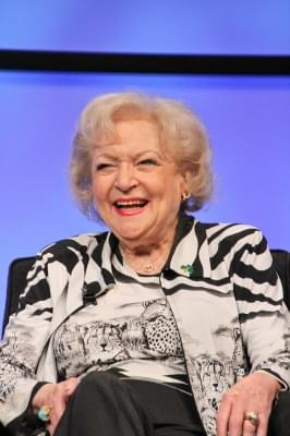 Betty White Reveals Her Secret to a Long Life