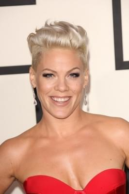 P!NK Will Sing The National Anthem at This Year's Super Bowl