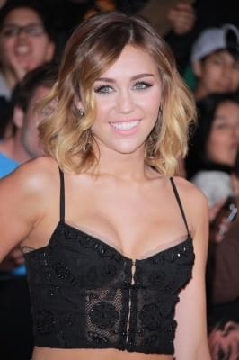 Today* Star – Miley Cyrus