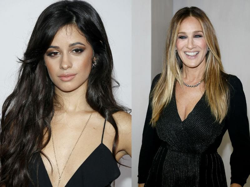 Camila Cabello's Reaction To Meeting Sarah Jessica Parker Is Everything