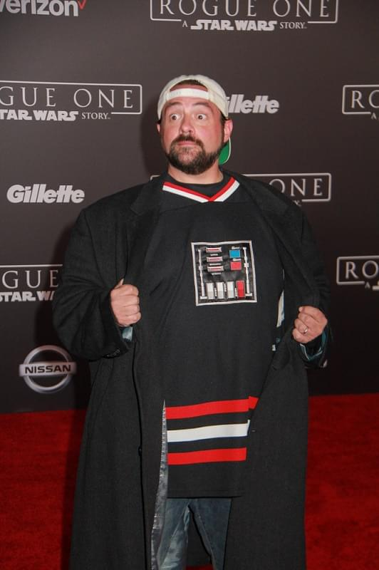 Comedian Kevin Smith Suffers 'Massive' Heart Attack