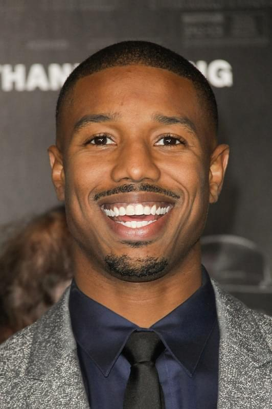 Michael B. Jordan's Sexiness Causes Fan to Snap Her Retainer in HALF!